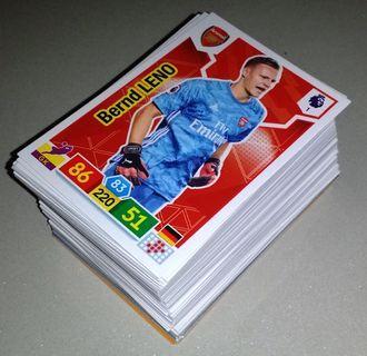 2019-2020 2019/20 Panini Adrenalyn XL Premier League Cards