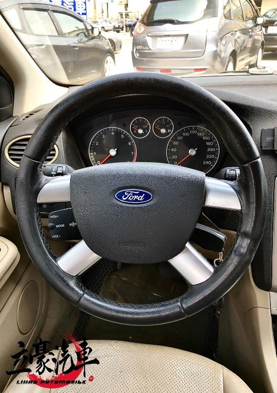 小婕嚴選好車~ 07年 Ford Focus