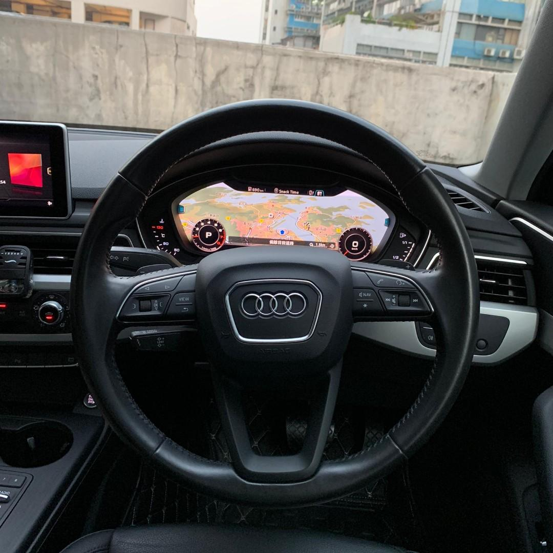 Audi A4 30 TFSI Auto