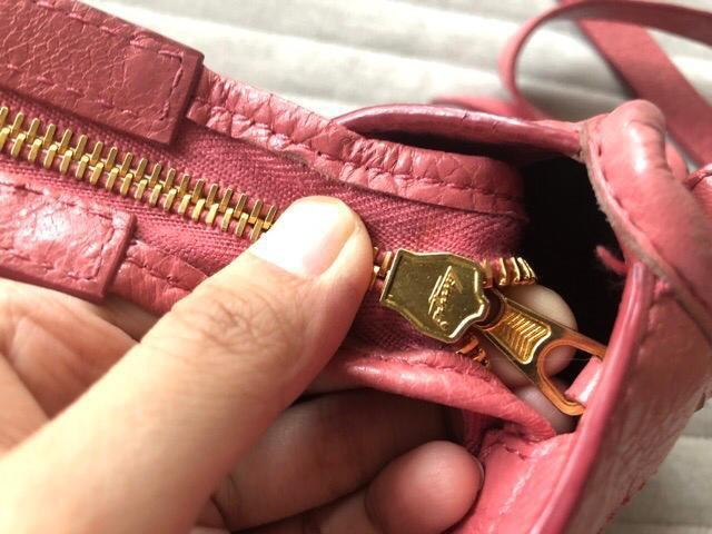 Balenciaga Mini City Authentic bahan full kulit asli ada no seri mulus dan Like New
