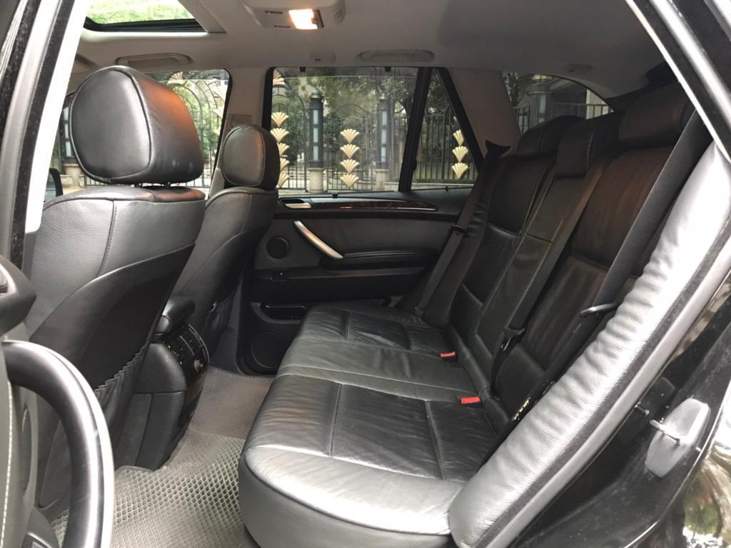 給最心愛的家人滿滿的安全與尊榮BMW X5休旅車02