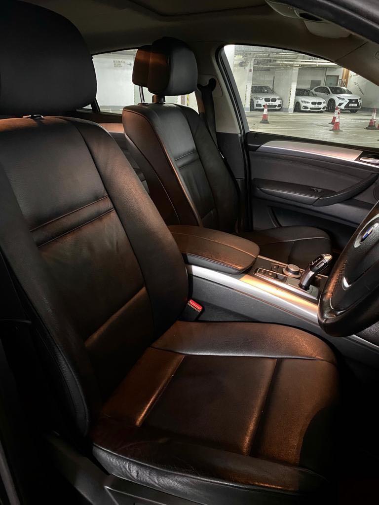 BMW X6 xDrive 35i (A)