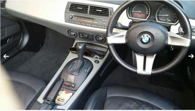 BMW Z4 2.5i Cabriolet (A)