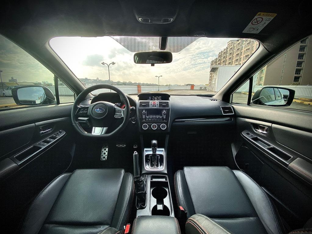 FB搜尋:唐老大.二手車庫 Subaru WRX 2014款 手自排 2.0L