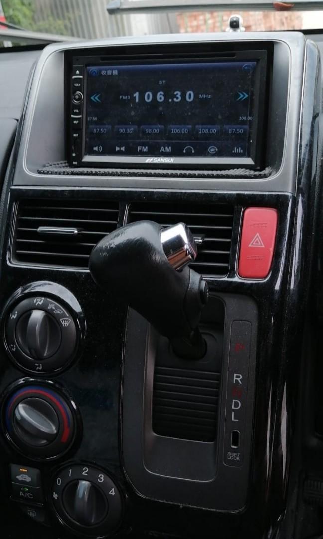 Honda 2005 Honda  Mobilio Spike W 2005 Honda  Mobilio Spike W Auto