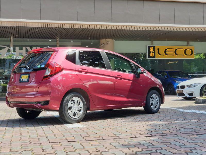 Honda Fit 1.3A rent lease rental leasing short Long term