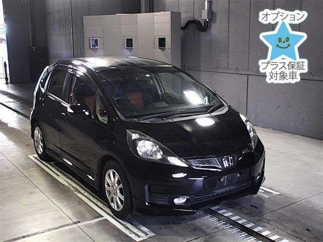 Honda Fit RS MT Manual