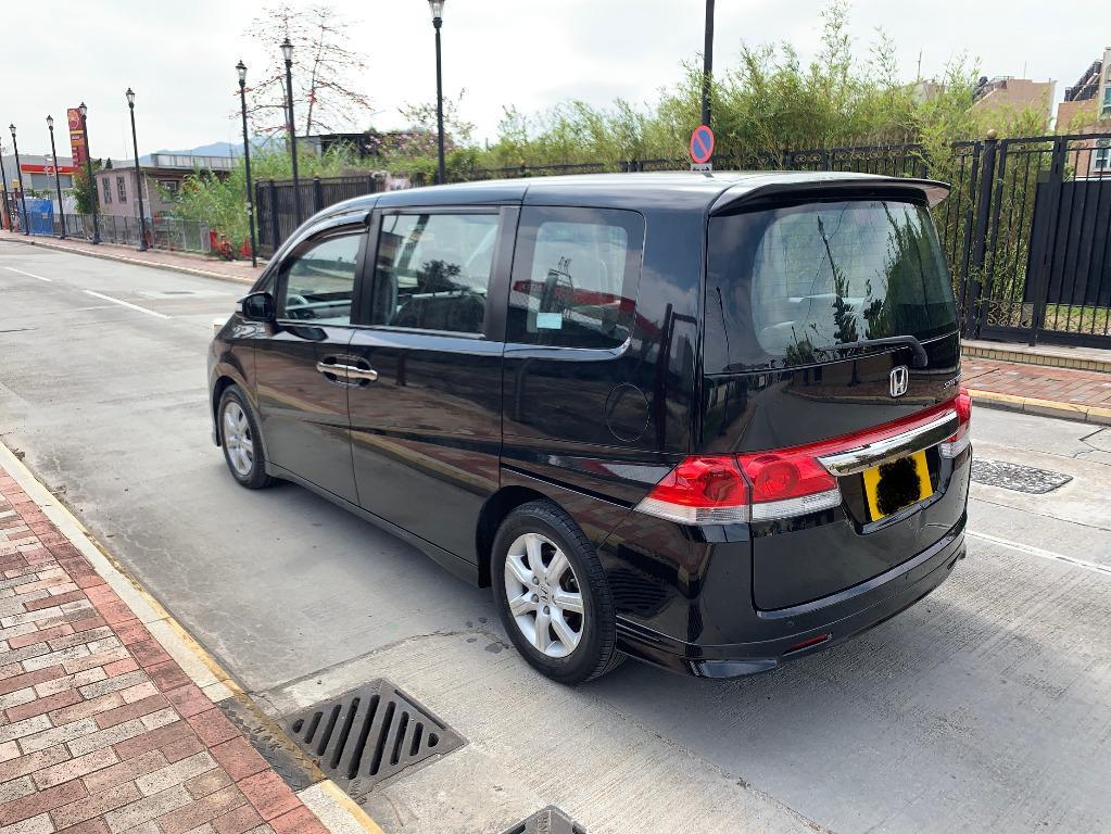 Honda Stepwagon 1.4 Z RG3 Auto