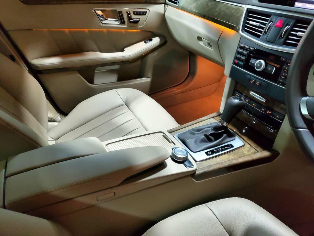Mercedes-Benz E200 CGI BlueEfficiency Auto