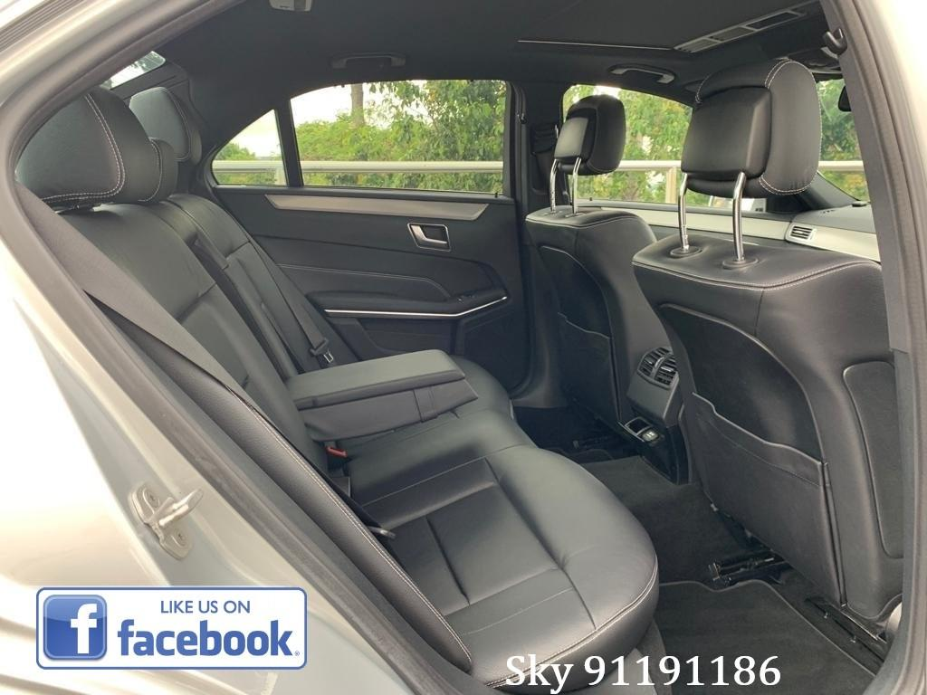 Mercedes-Benz E-Class E200 AMG Edition E Sunroof Auto