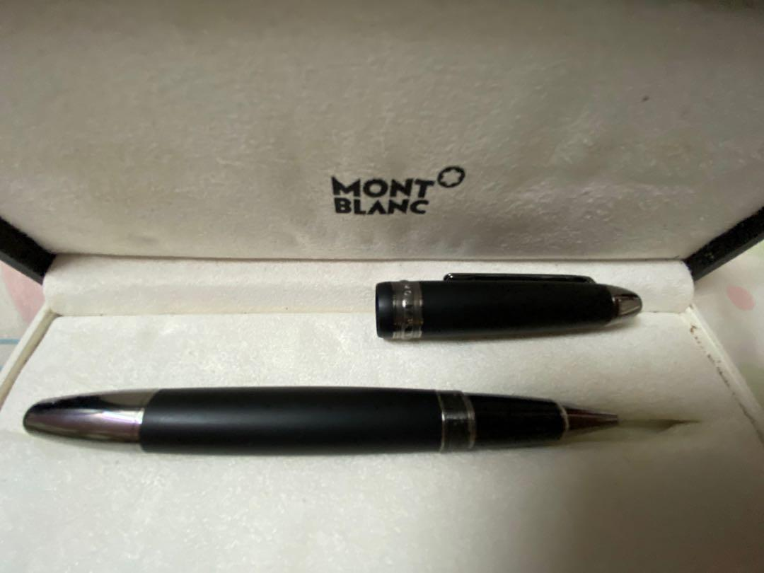 Mont Blanc Meisterstuck Rollerball Le Grand Ultra Black Special Edition