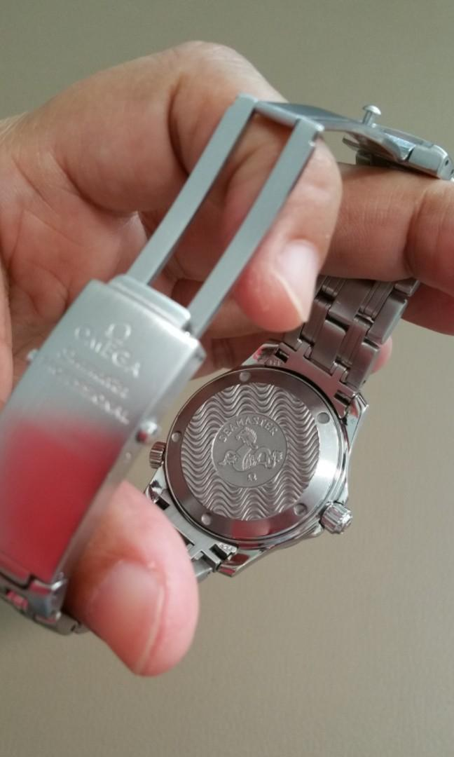Omega seamaster professional 300M automatic James bond model full set very cool, quick deal!