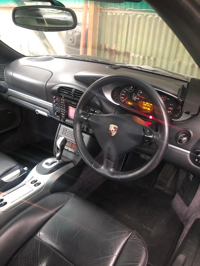 Porsche 911 996 Auto