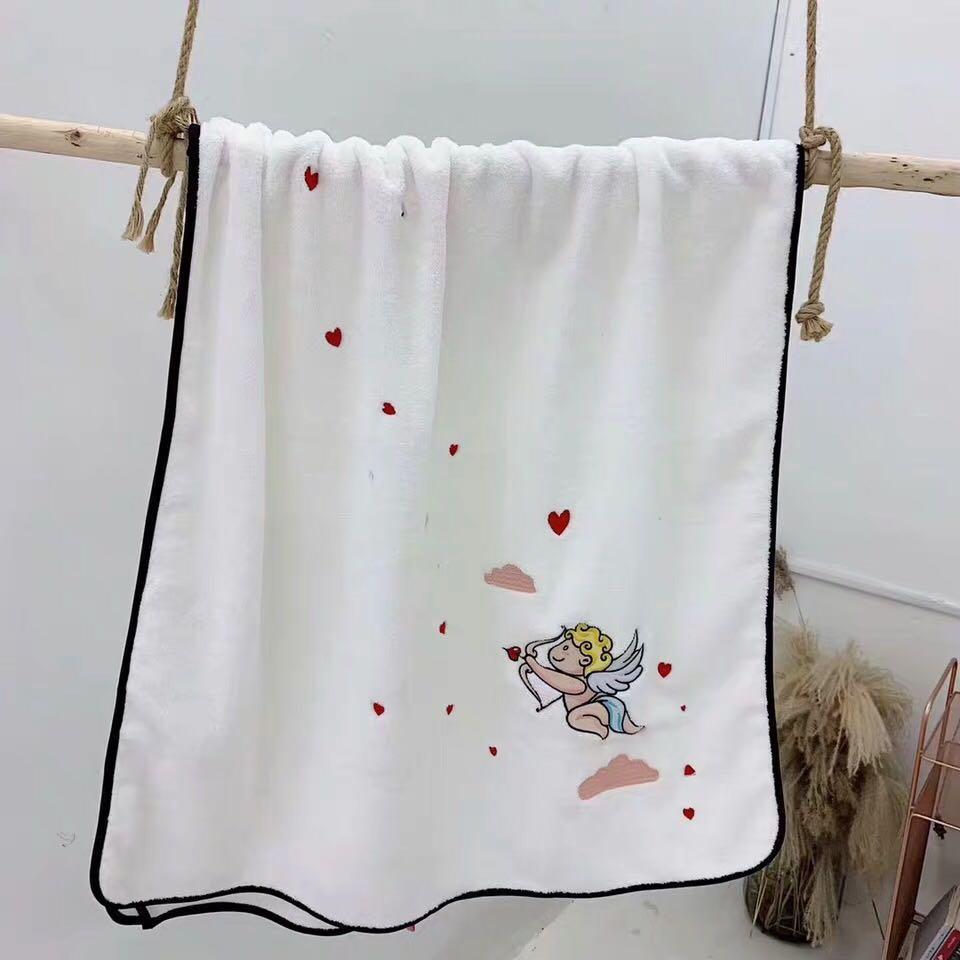 Ready Stock Jufy Towel *Black Line 🎁Free🎁 Jufy Hair Towel *pink line Buy From Korea Shop