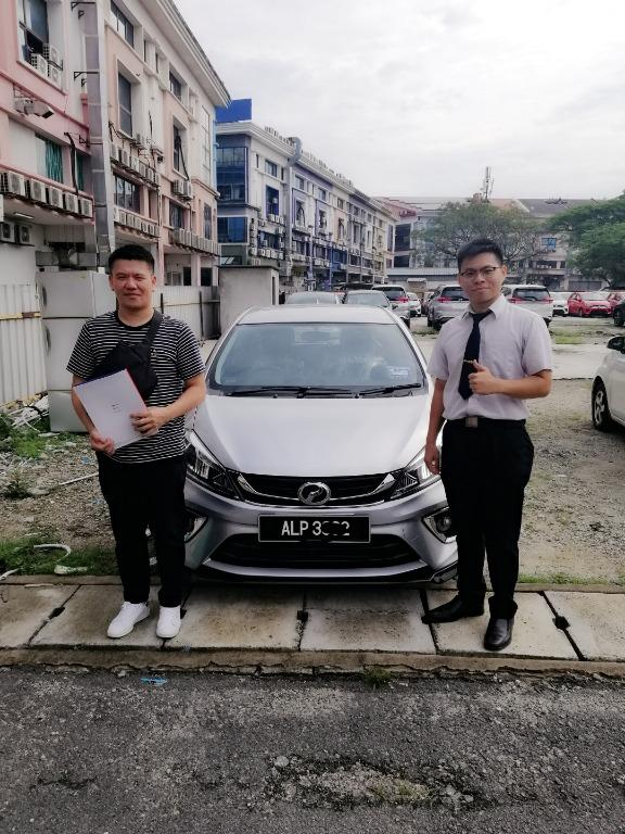 Thanks Mr Lam Support 2020 Myvi PJ,Kepong,Setapak Area