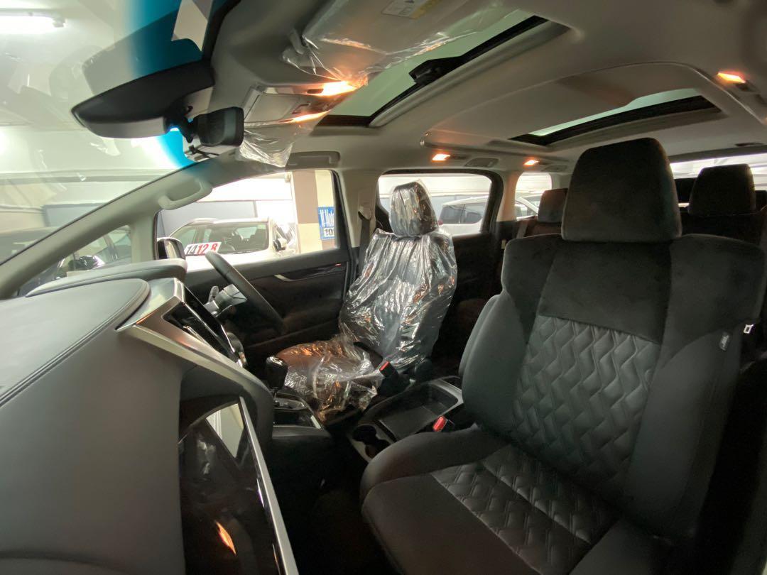 Toyota Alphard 2.5 SA Facelift Auto