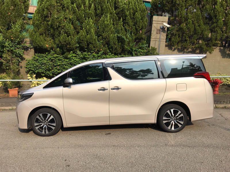 Toyota Alphard 3.5 Executive Lounge Auto