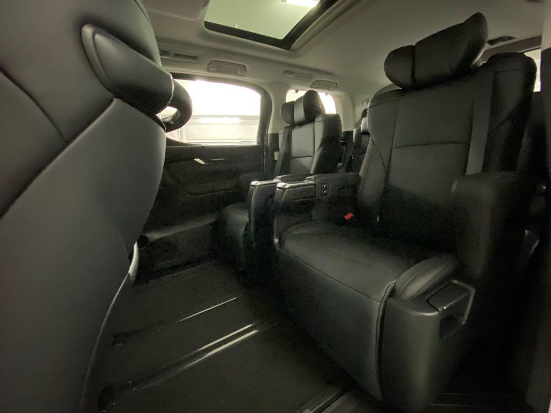 Toyota Vellfire 3.5 ZG Facelift Auto