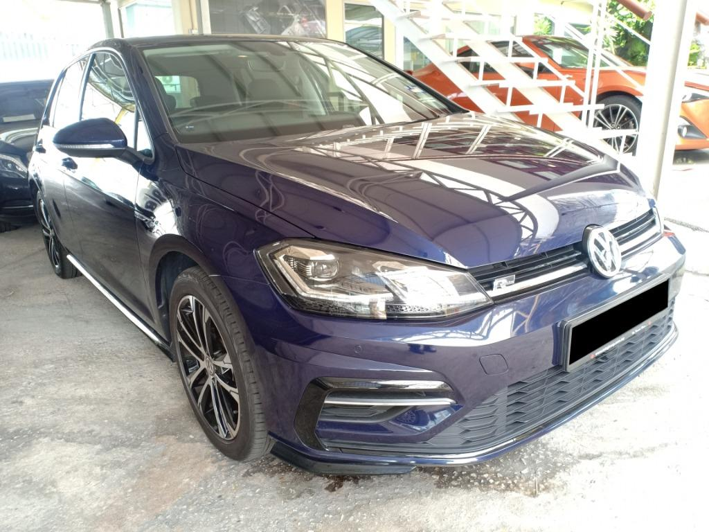 VOLKSWAGEN GOLF 1.4 R-LINE TSI SOUND STYLE PRE-OWN (A) 2019