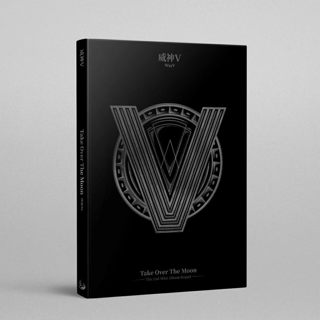 (FREE POSTAGE) WayV Way V 2nd Mini Album Take Over The Moon Sequel