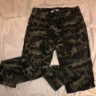 M Boutique Army Joggers
