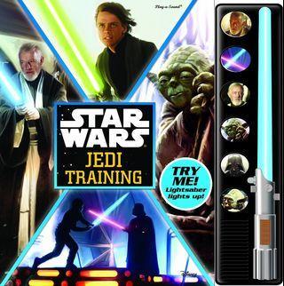 Star Wars Jedi Training - Hardcover