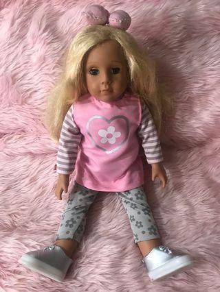 "Kingstate 18"" Doll"