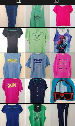 Women's Shirts and Pants everything P50