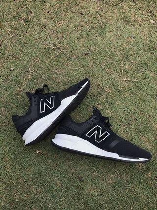 NB 247 Woman Sneaker - Classic black