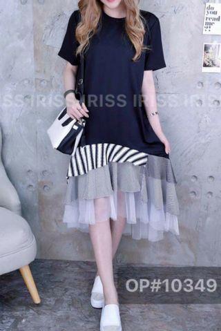 全新韓國連身裙 IRISS