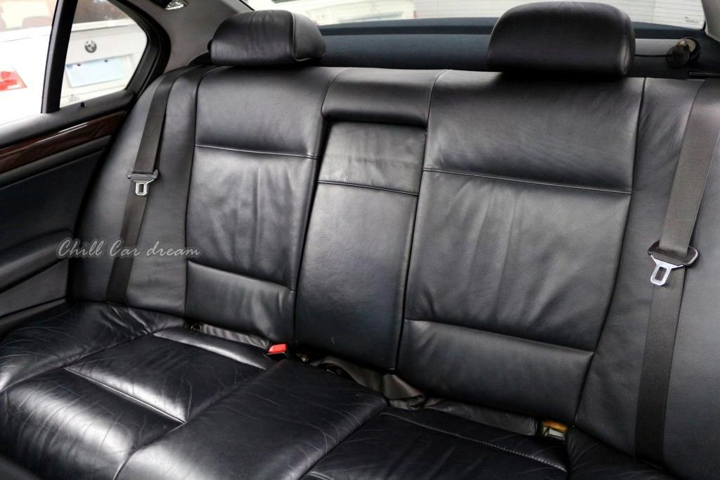2002 BMW E46 320 車況好 雙證件辦理交車(賞車加賴 la891121