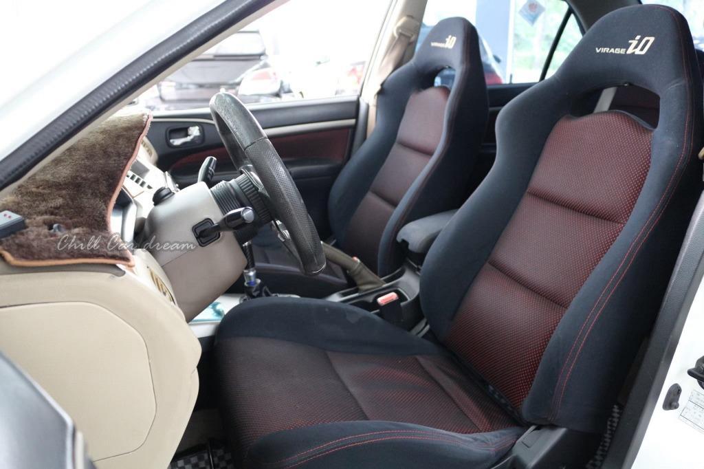 2004 三菱 LANCER IO 車況好 雙證件辦理交車(賞車加賴 la891121