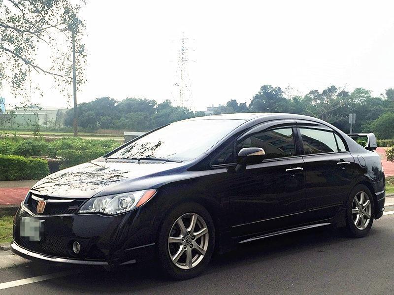2009/本田/K12/1.8cc/黑