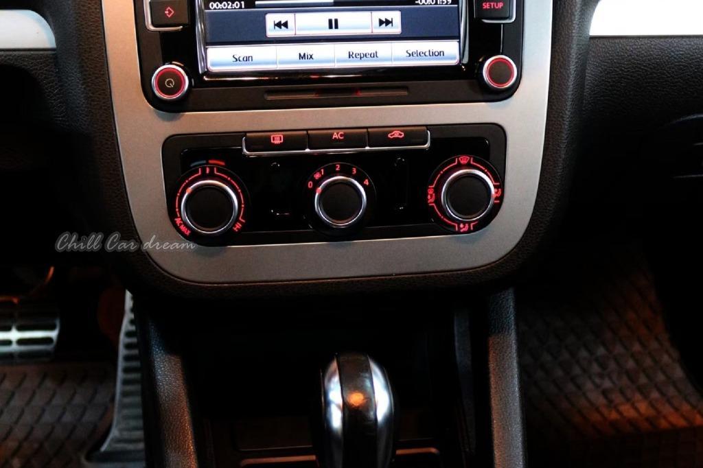 2012 VW SCIROCCO STI 車況好 雙證件辦理交車(賞車加賴 la891121