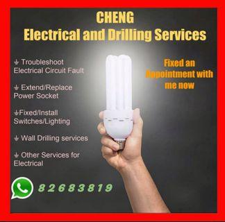 Electrician cheap and reliable 24Hrs