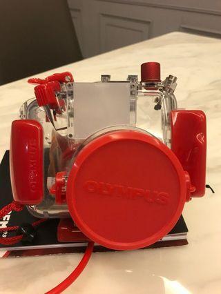 Olympus PT020 underwater casing
