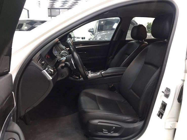#520D 柴油 BMW 2016-17年 總代理 特仕版