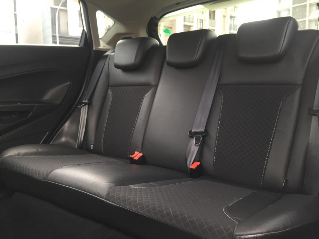 小婕嚴選好車~ 福特Fiesta 1.5L