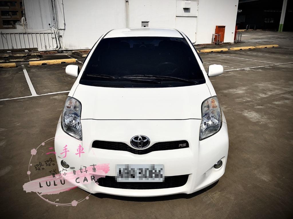 豐田 Yaris 2013 1.5 白色