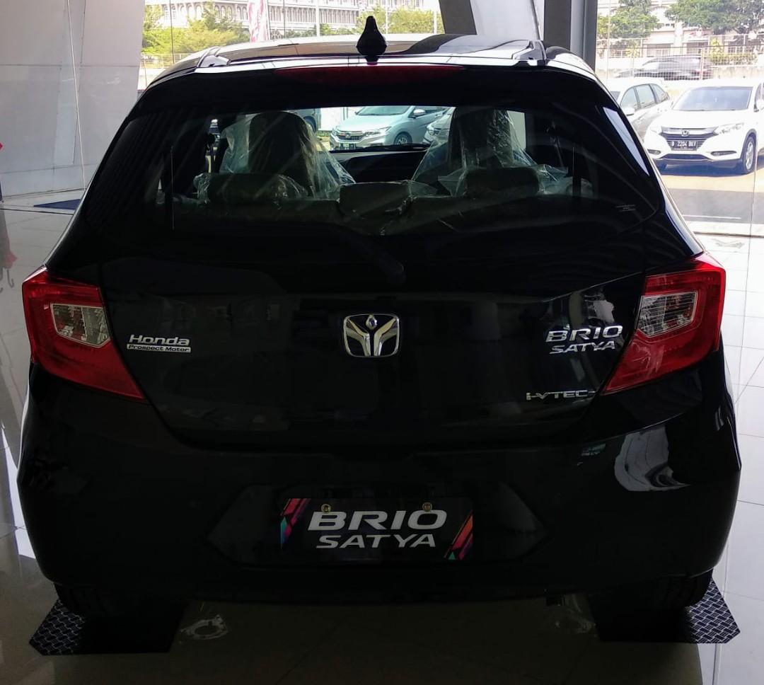 All New Honda Brio Satya Matic 2020, Promo Spesial Maret