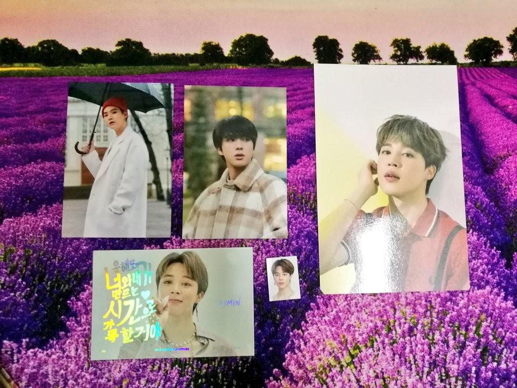 bts seasons greeting 2020 and winter package photoset