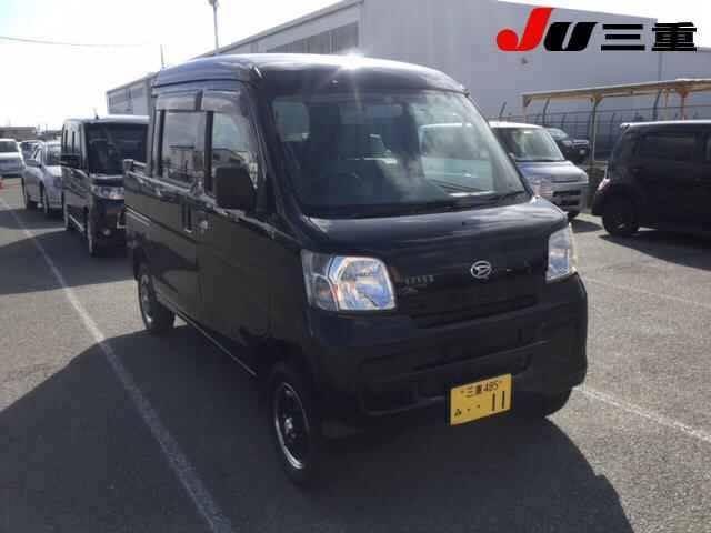 Daihatsu Hijet Van Open Deck Auto