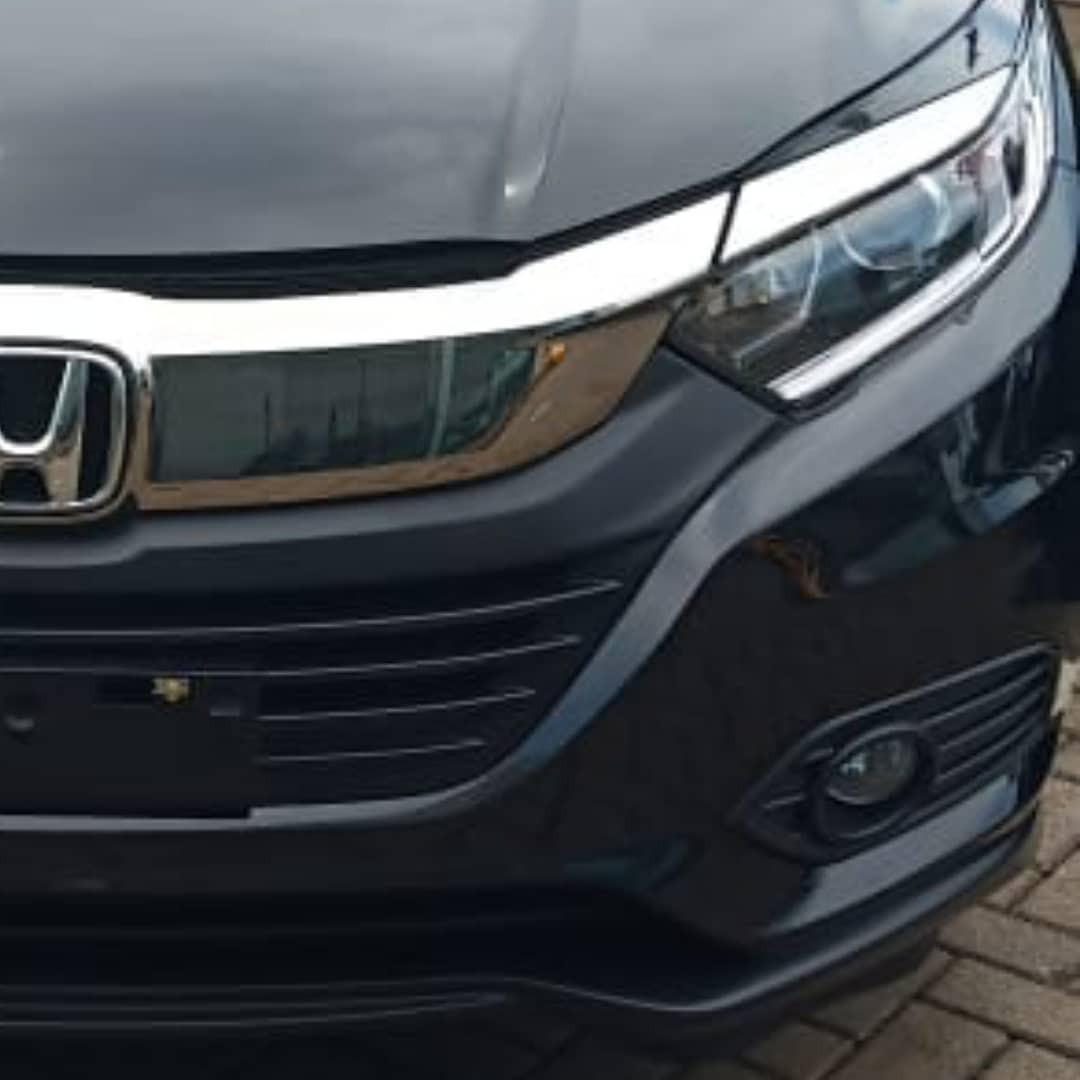 Honda Hrv E Cvt, ganti oli/sparepart gratissssss cuma isi bensin doang selama 4thn