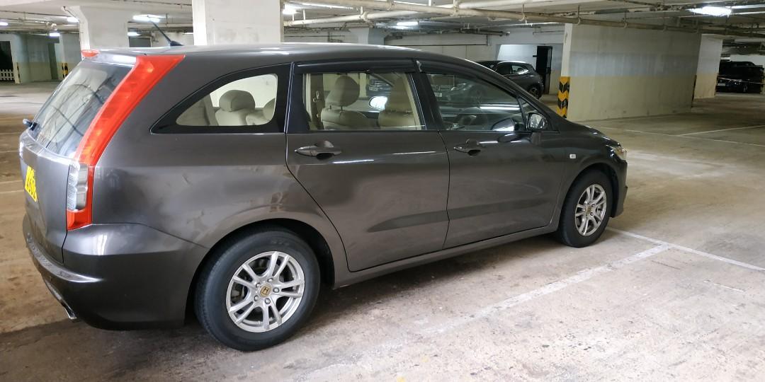Honda Stream 1.8 X JDM Moonroof Auto