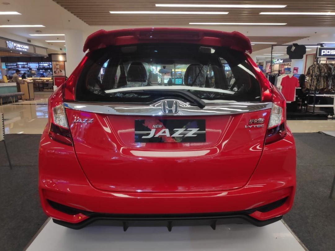 Hot Sale ! Beli Honda Jazz RS Dapet Tiket Dufan 1jt Untuk Pemeesan pertama