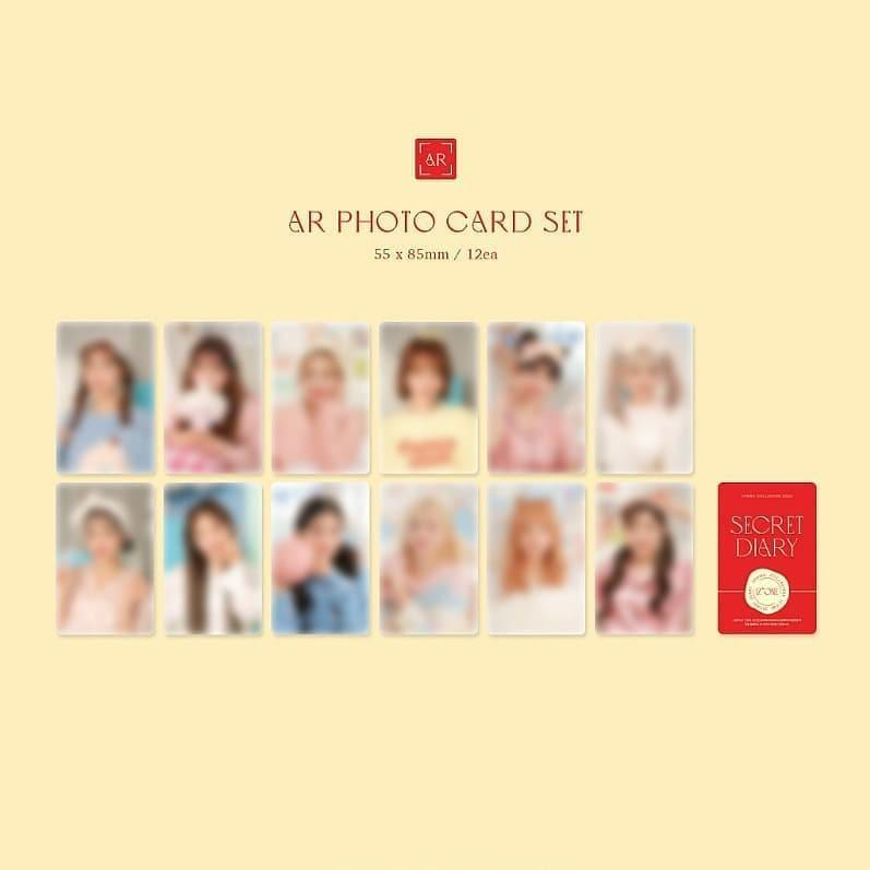 IZ*ONE - SPRING COLLECTION 2020 'SECRET DIARY'(PHOTOBOOK PACKAGE)
