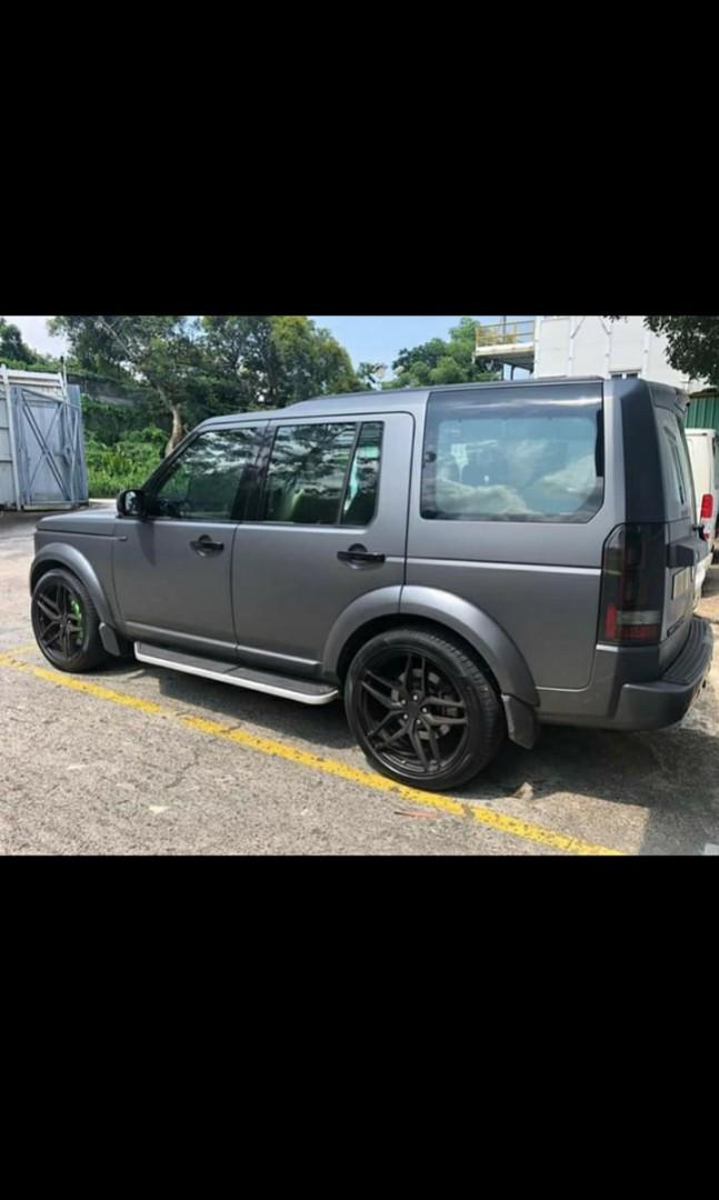 Land Rover Discovery 4.4 3 (A)