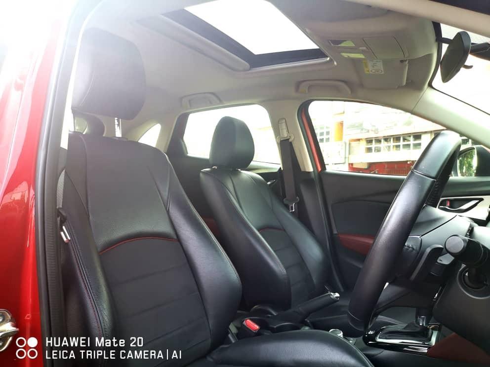 SEWA BELI BERDEPOSIT>>MAZDA CX3 2.0 L 2WD SKYACTIV (A) 2017