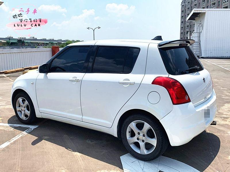 SUZUKI Swift 2006 1.5 白色