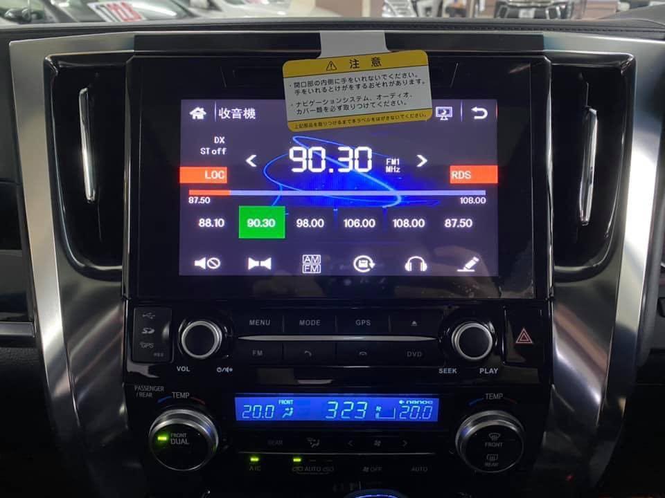Toyota Alphard 3.5 ZG Facelift Auto